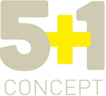 Logo van 5plus1